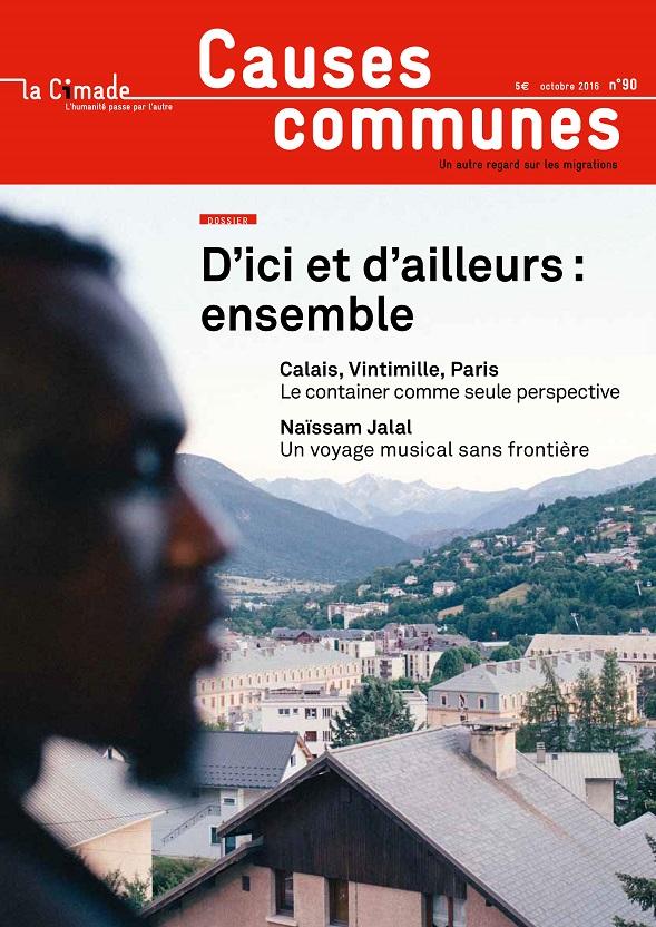 Causes communes couv - Revue Causes communes