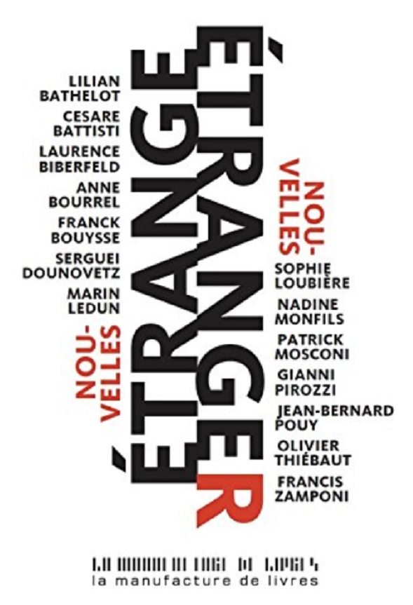 livre Etrange étranger - Étrange étranger