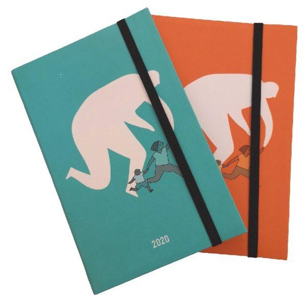 Agenda et carnet 2020 boutique 600x584 - Agenda et carnet de notes 2020
