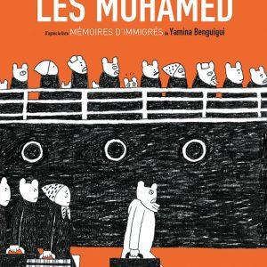 Couv Mohamed boutique 300x300 - Roman graphique Les Mohamed