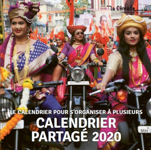 Couv cal partagé 2020 600x598 - Calendrier partagé 2020