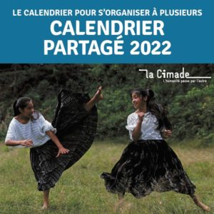 Couv cal partage 2022 300x300 - Calendrier partagé 2022