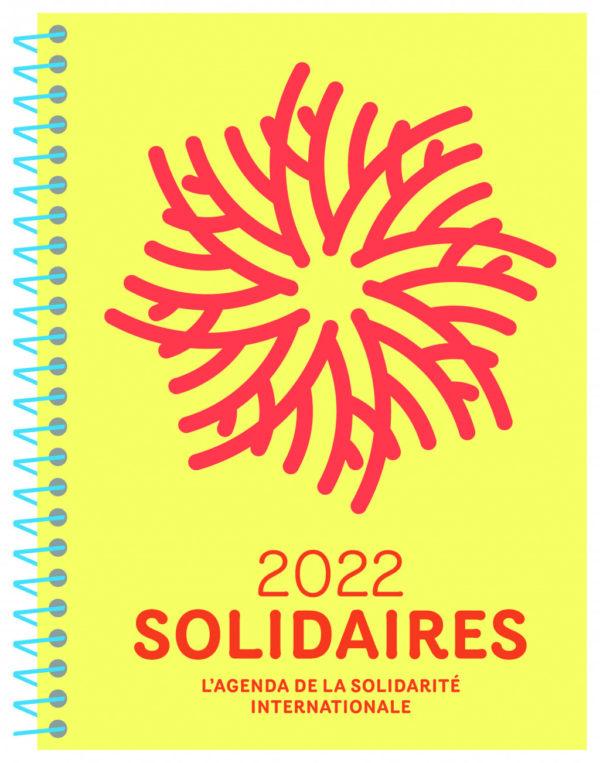 couv agenda solidarite 2022 600x763 - Agenda de la solidarité internationale 2022