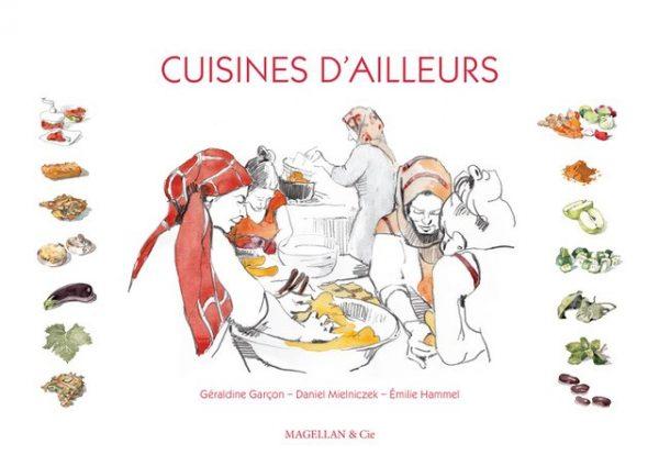 Couv livre cuisines dailleurs 600x424 - Livre Cuisines d'ailleurs