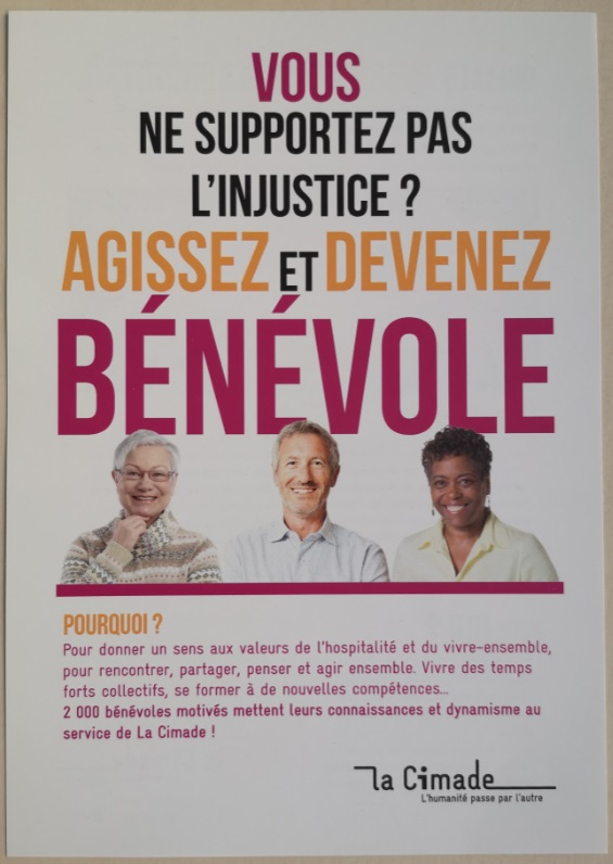 Flyer benevolat seniors - Flyer bénévolat séniors